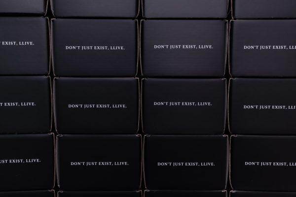 Box cadeau noir