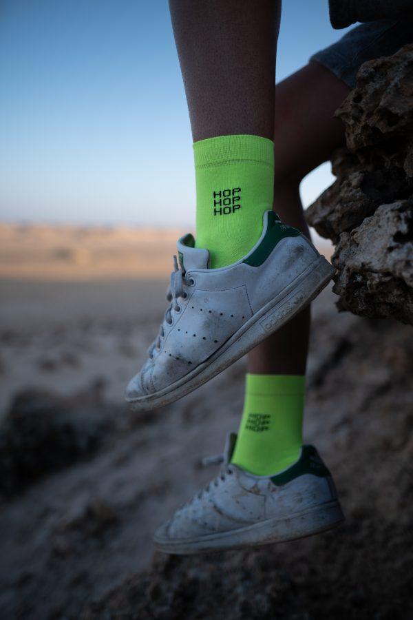 Modèle chaussettes hop hop hop